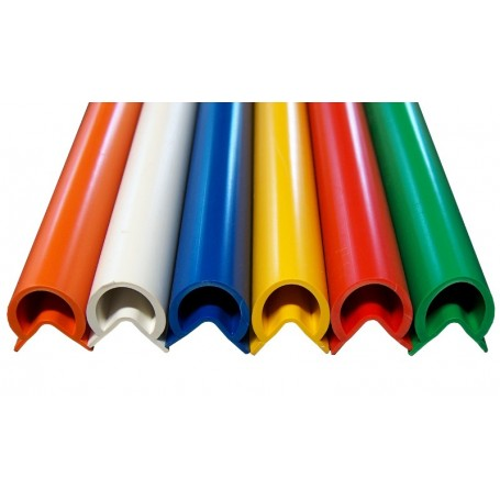 Wall protection - PVC corners cover