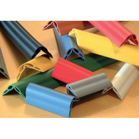 Flexible PVC corner guards and bumpers